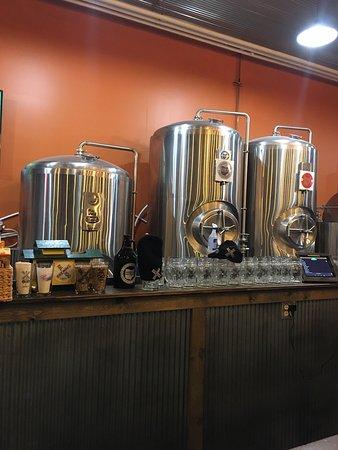 Avon, OH: Railroad Brewing Company