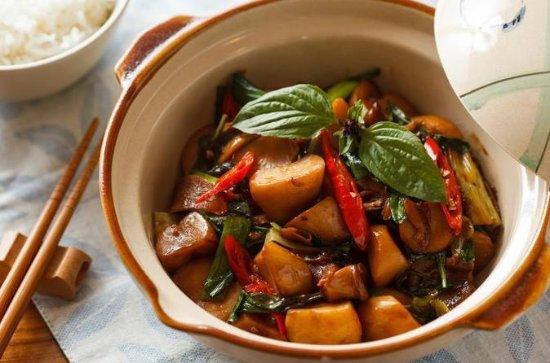 Curso de cocina china