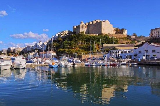 Visit Mahon and its port