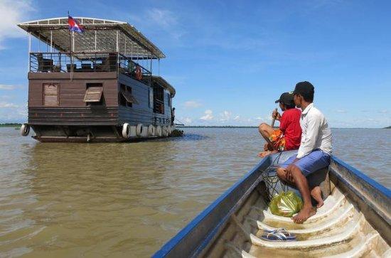 Siem Reap (Angkor Temples) to Phnom...