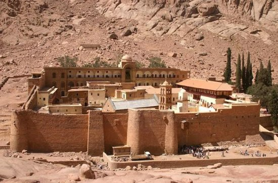 Overnight Trip to Saint Catherine and...