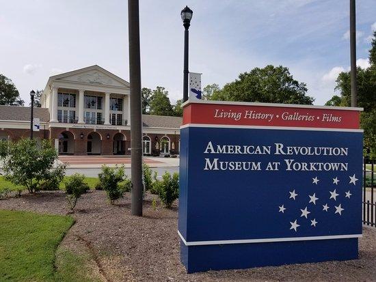 Yorktown, VA: the museum