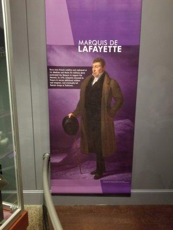 Yorktown, VA: Lafayette