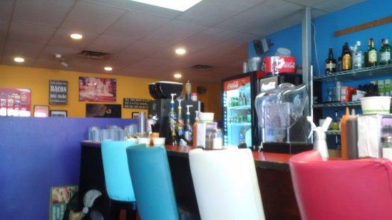 Langford, Canadá: Eating Bar