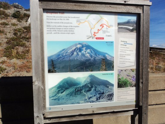 Saint Helens, OR: Mount St Helens
