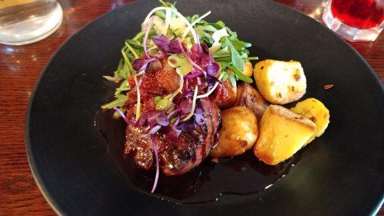 Twizel, Nieuw-Zeeland: Beef fillet