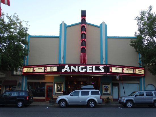 Angels Camp, Калифорния: Angels Theater