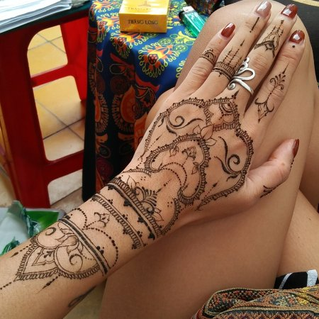 Best Henna In Vietnam Henna Art Hoi An Hoi An Traveller Reviews