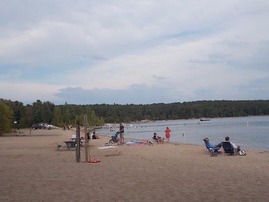 Haserot Beach Traverse City