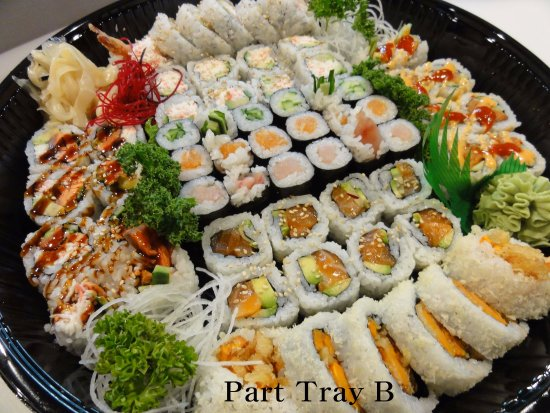 Wainwright, Canada: Party Tray B
