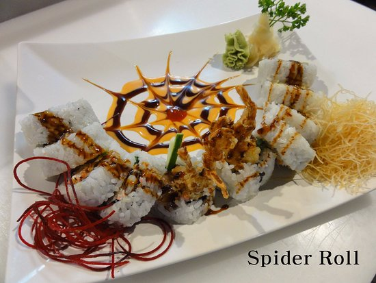 Wainwright, Canada: Spider Roll