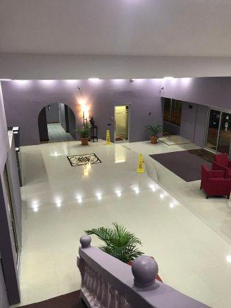 Piarco, Trinidad: Lobby