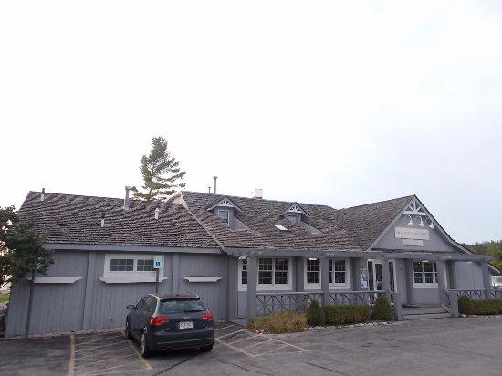 Boathouse Restaurant Peninsula Dr Traverse City Mi