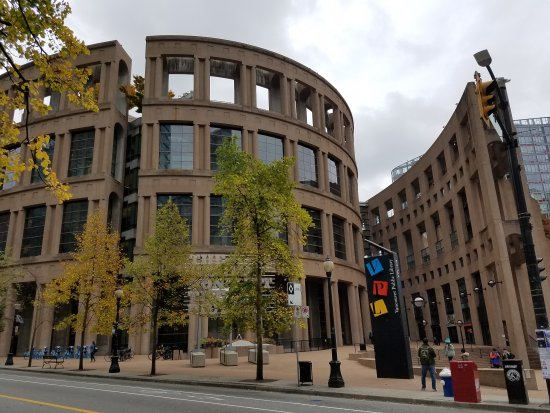Vancouver Public Library (Central Library Branch) : 20171014_122257_large.jpg