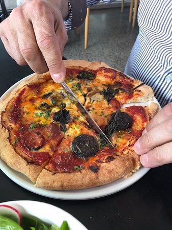 Queenscliff, Австралия: lunch