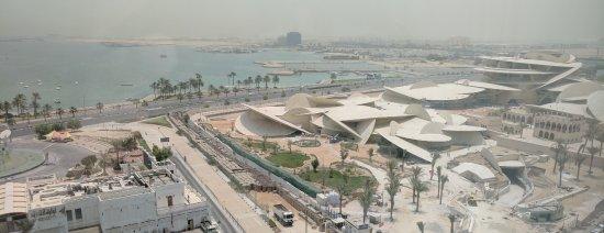 The Corniche : looking down at corniche