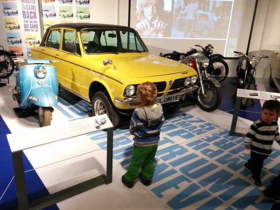 Coventry Transport Museum Photo