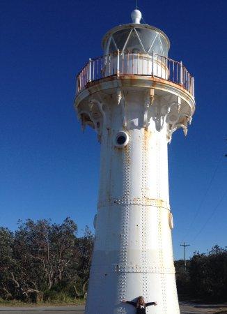 Warden Head Light: The lighthouse