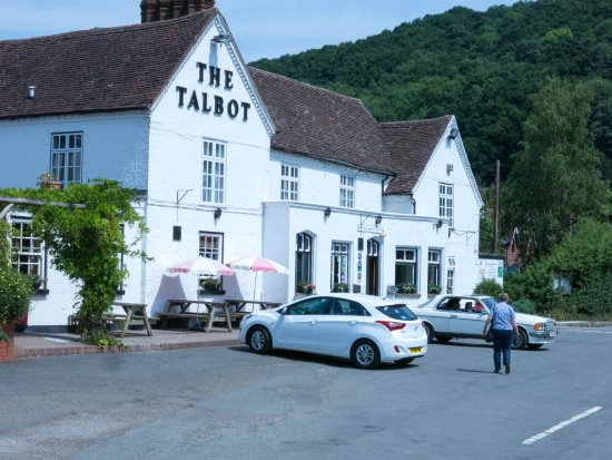 Knightwick, UK: The Talbot Inn