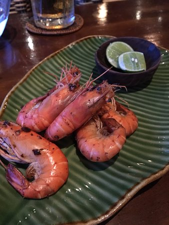 sambal shrimp (100g)