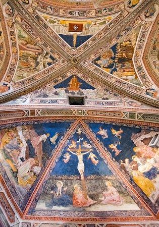 Baptistery of San Giovanni (Battistero) : The ceiling