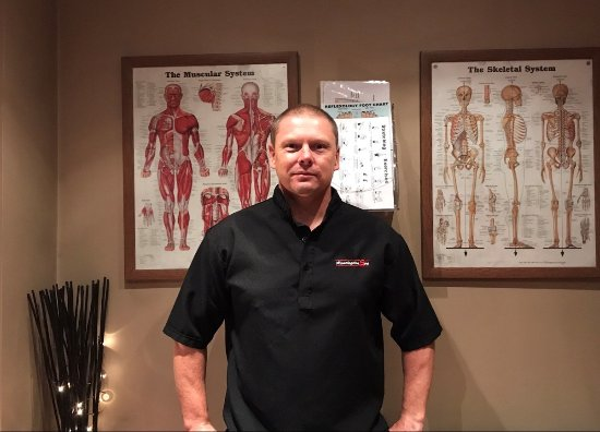Huntingdon Spa: Mark is Military & Level 5 Sports Massage Therapist www.uksportsmassage.co.uk