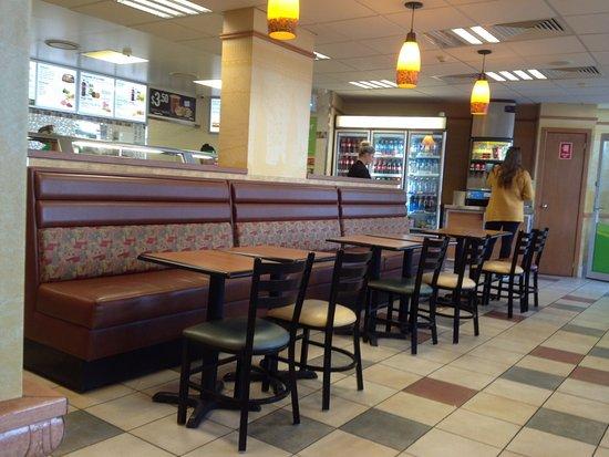 Long Jetty, Australien: Indoor seating