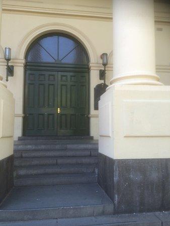 Trades Hall