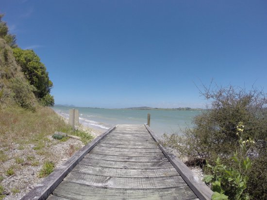 Paihia, New Zealand: It's not always about the destination, sometimes it's about the journey.