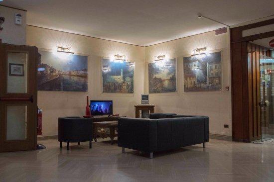 Hotel La Pace: Lounge