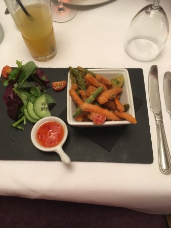 Wisbech, UK: Just two of the starters