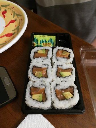 Ordinato Con App Just Eat Puntuali Picture Of Sushilab