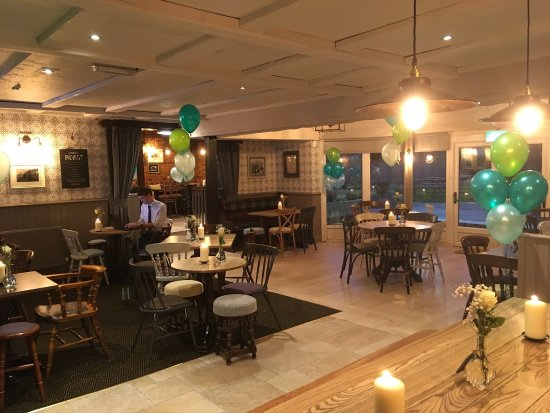 Slough, UK: Looking great after refurb! Check it out!!