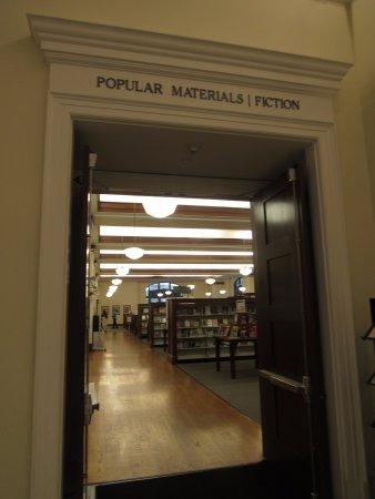 Nashville Public Library: 내슈빌 공공 도서관
