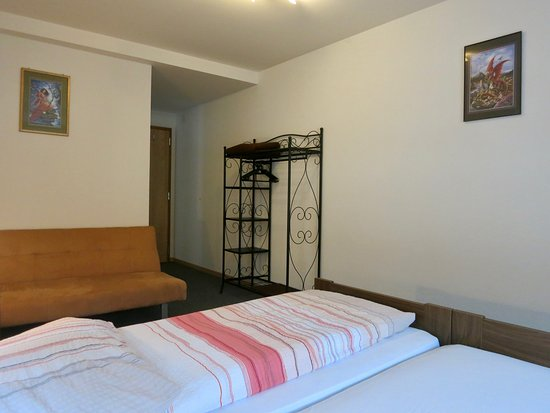 Hotel - Restaurant La Couronne: Hotel de la Couronne: Comfort Twin Room