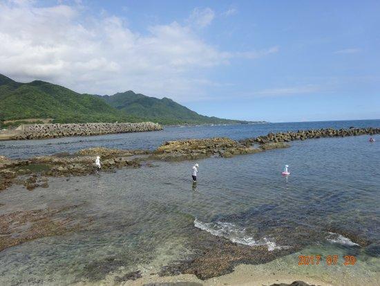 Tsukazaki Tidal pool