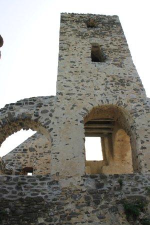 Szentantalfa - Szent Balázs templomrom