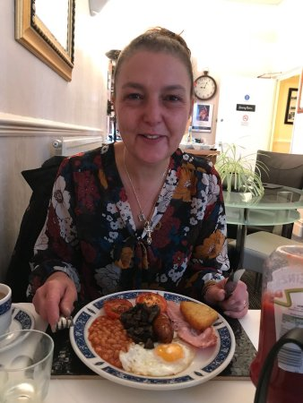 Abbeyfield Hotel: Lovely full English