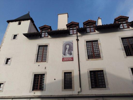 Maison louis xiv saint jean de luz 2017 ce qu 39 il for Maison saint jean lille