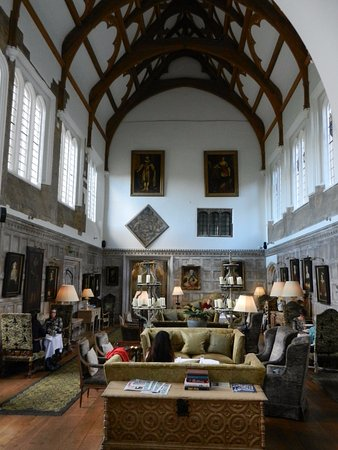 Fawsley, UK: Great Hall