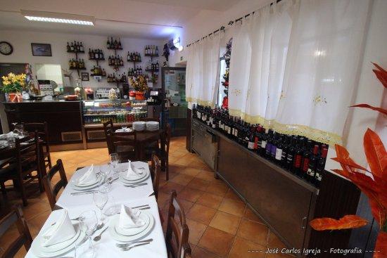 Idanha-a-Nova, Portugal: Restaurante Nosso Senhora do Almortão