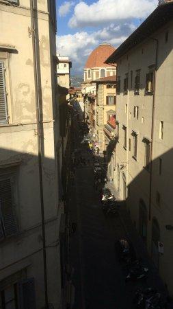 Hotel L'Orologio : Il duomo from my window.