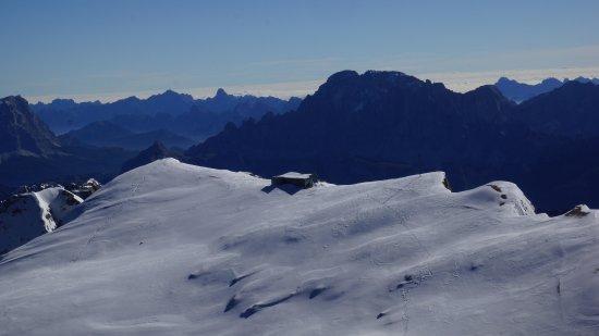 Laion, Italy: Elikos Rundflug Dolomiten