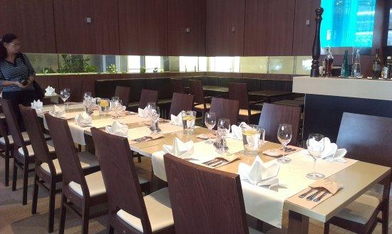 Trutnov, Česká republika: hotelová restaurace