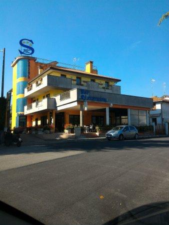 Latisana, Włochy: Hotel Ristorante bar Centrale