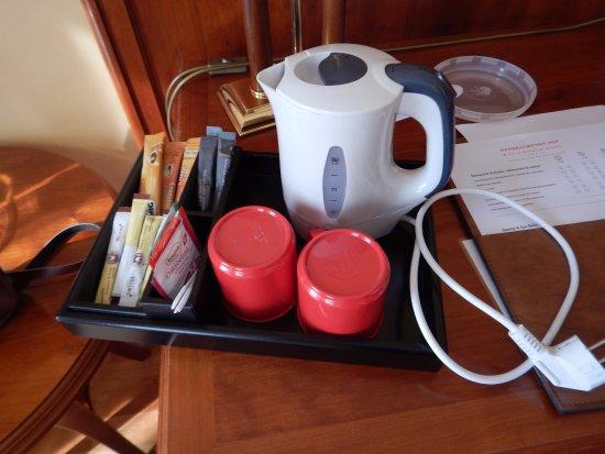 te og kaffe