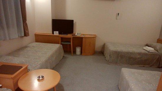 Fujisato-machi, Japón: ベッドは4つあった
