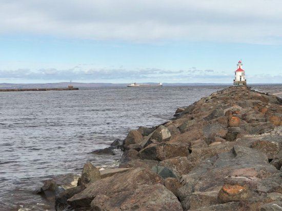 Beautiful view of Lake Superior