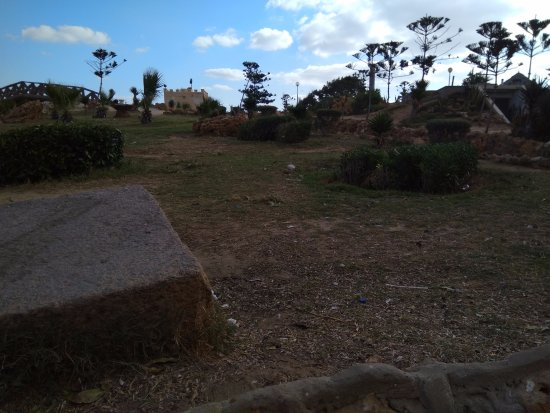 King Farouk Palace: Парк