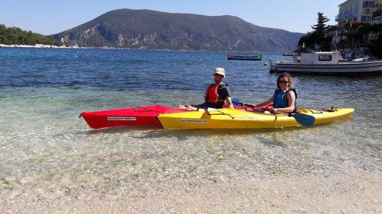 Fiscardo, Hellas: Fiskardo Kayaks